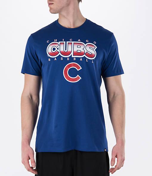 Men's '47 Chicago Cubs MLB Splitter T-Shirt