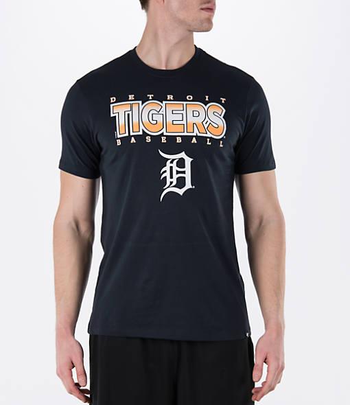 Men's '47 Brand Detroit Tigers MLB Splitter T-Shirt