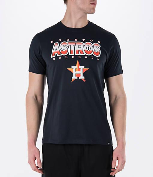 Men's '47 Brand Houston Astros MLB Splitter T-Shirt