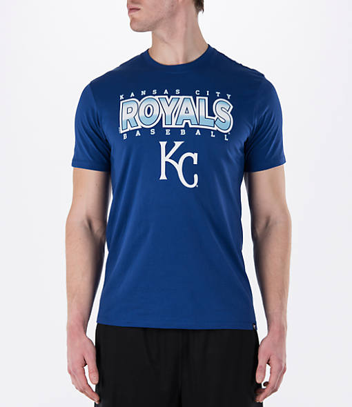 Men's '47 Kansas City Royals MLB Splitter T-Shirt