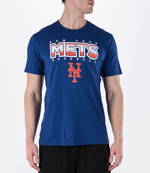 Men's '47 New York Mets MLB Splitter T-Shirt
