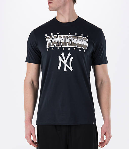 Men's '47 New York Yankees MLB Splitter T-Shirt