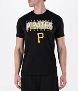 Men's '47 Pittsburgh Pirates MLB Splitter T-Shirt