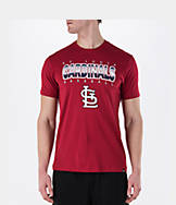 Men's '47 Brand St. Louis Cardinals MLB Splitter T-Shirt