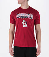 Men's '47 St. Louis Cardinals MLB Splitter T-Shirt