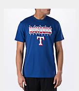 Men's '47 Texas Rangers MLB Splitter T-Shirt