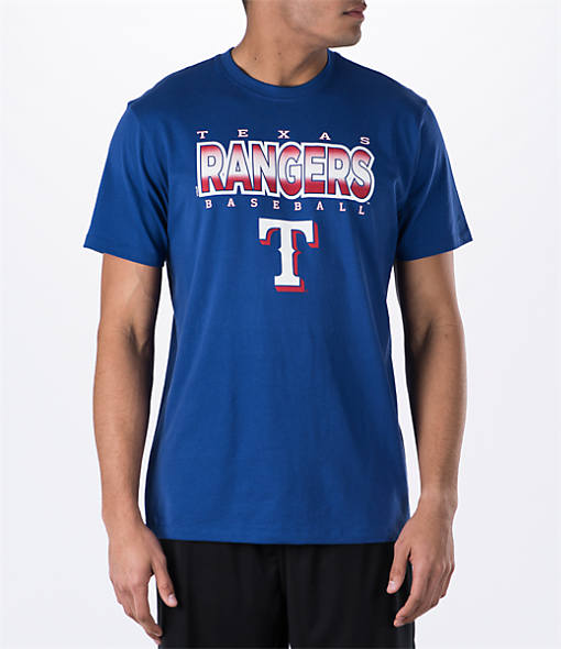Men's '47 Texas Rangers MLB Splitter T-Shirt