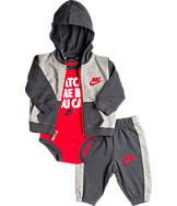 Infant Nike Futura Full-Zip Hoodie Set
