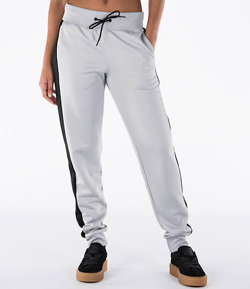 Women's Puma Logo Sweatpants