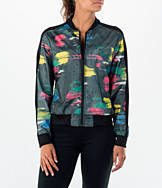 Women's Puma Full-Zip Print Jacket