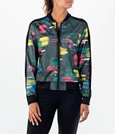 Women's Puma Full-Zip Print Jacket