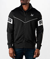 Men's Puma Football Full-Zip Track Jacket