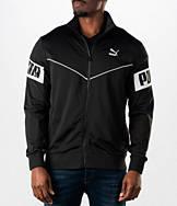 Men's Puma Football Full-Zip Track Jacket