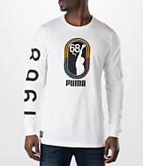 Men's Puma BHM Smith Long-Sleeve T-Shirt