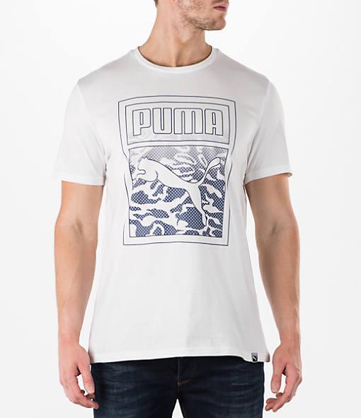 Men's Puma Archive Logo T-Shirt