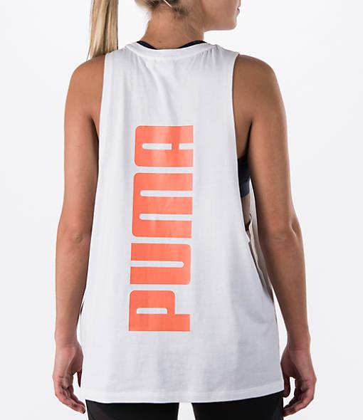 Women's Puma Archive Logo Tank