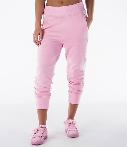 Women's Puma T7 Track Pants