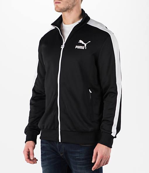 Men's Puma Archive T7 Track Jacket