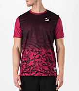Men's Puma Colorblock T-Shirt