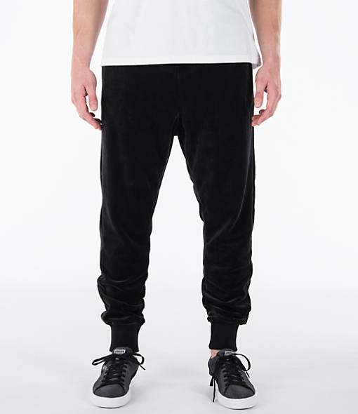 Men's Puma Velour T7 Track Pants
