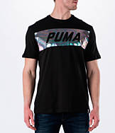 Men's Puma Holographic T-Shirt