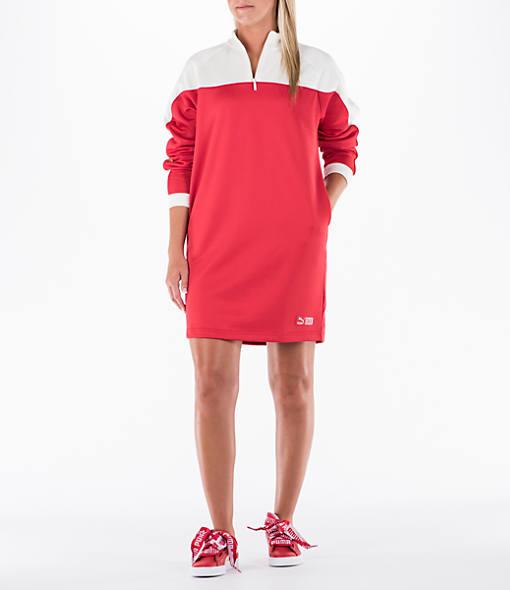 Women's Puma Turtleneck Crew Dress