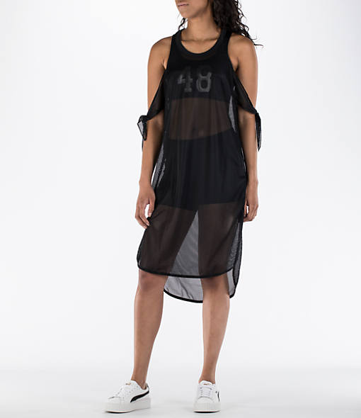 Women's Puma XTreme Mesh Frill Dress