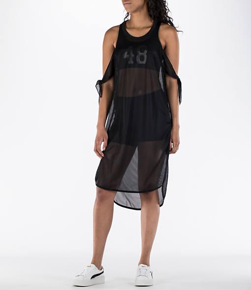 Women's Puma XTreme Mesh Frill Dress