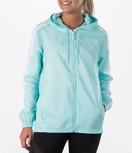 Women's Puma T7 Windrunner Jacket