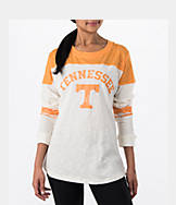 Women's Stadium Tennessee Volunteers College Long-Sleeve Sporadic T-Shirt