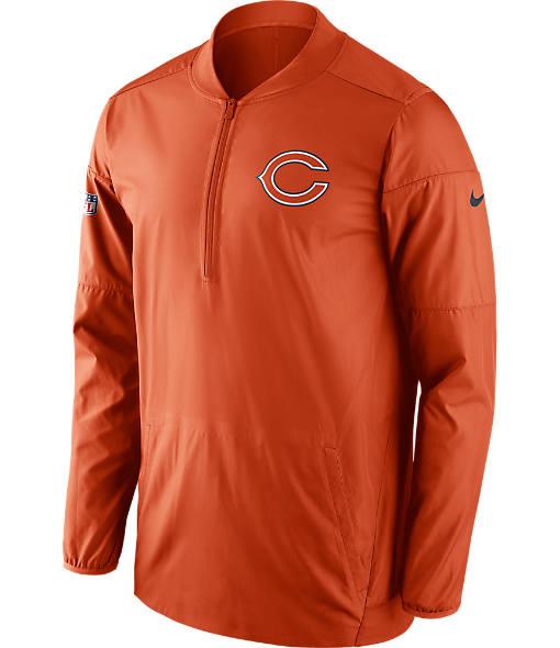 Men's Nike Chicago Bears NFL Lockdown Jacket