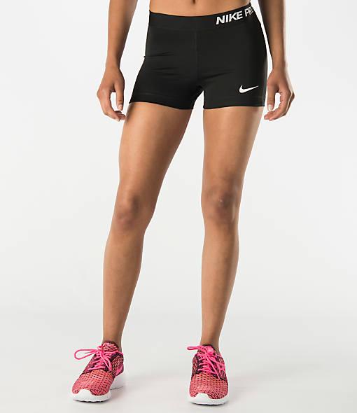 Women's Nike 3 Inch Pro Core Compression Shorts