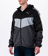Men's Puma Colorblock Windbreaker Jacket