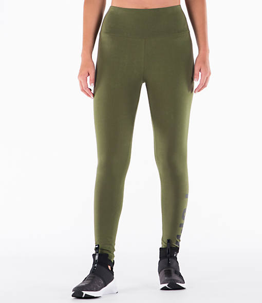 Women's Puma Logo Leggings