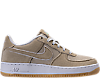 Boys' Grade School Nike Air Force 1 Low Casual Shoes