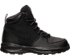 Boys' Preschool Nike Manoa Leather Textile Boots