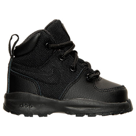 Boys' Toddler Nike Manoa Leather Textile Boots