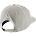 Back view of Jordan Jumpman Snapback Hat in Light Bone