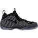 Right view of Men's Nike Air Foamposite Pro Basketball Shoes in Dark Grey Heather/Black