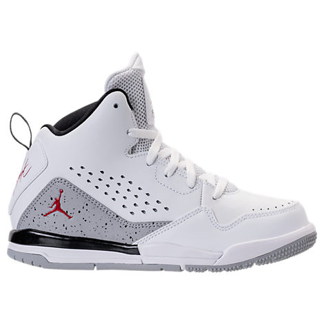 Boys' Preschool Jordan Flight SC-3 Basketball Shoes