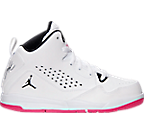 Girls' Preschool Jordan SC-3 Basketball Shoes
