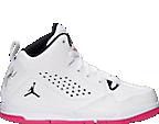 Girls' Preschool Jordan SC-3 Basketball Shoes