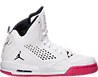 Girls' Grade School Jordan Flight SC-3 Basketball Shoes