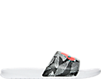 Men's Nike Benassi JDI Print Slide Sandals