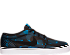 Men's Nike Toki Low Textile Print Casual Shoes