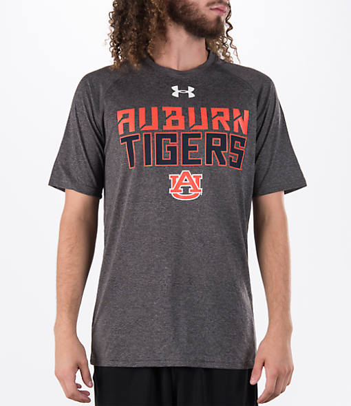 Men's Under Armour Auburn Tigers College Wordmark T-Shirt