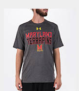 Men's Under Armour Maryland Terrapins College Wordmark T-Shirt