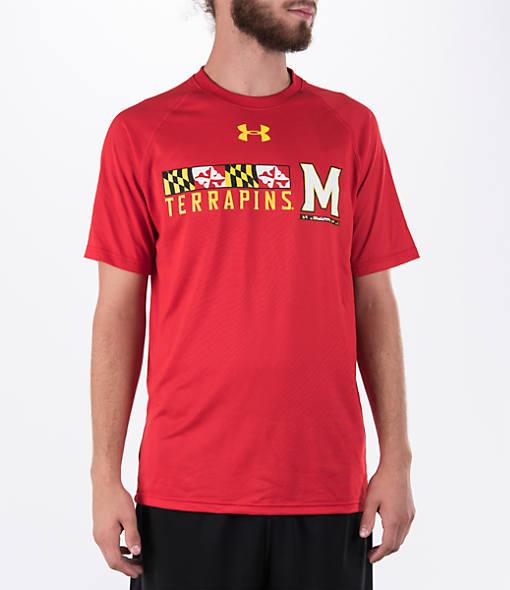 Men's Under Armour Maryland Terrapins College Onfield Football T-Shirt