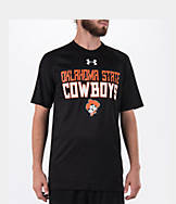 Men's Under Armour Oklahoma State Cowboys College Wordmark T-Shirt