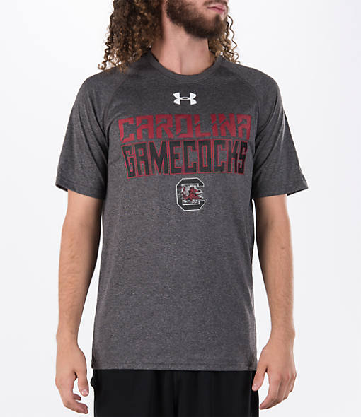 Men's Under Armour South Carolina Gamecocks College Wordmark T-Shirt